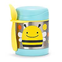 Детский термос для еды пчелка Skip Hop 252379, фото 1