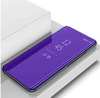 Чехол-книжка Mirror для Xiaomi Redmi Note 7 / Note 7 Pro Зеркальная Фиолетовый
