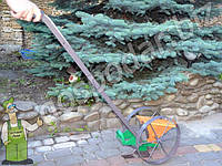 """Сеялка """"Новатор-2"""" современная двухколесная ручная сеялка с маркером для точного высева (Украина)"""