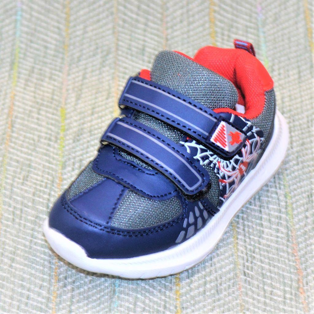 Детские кроссовки, паук, Tom.M (код 0604) размеры: 21-26