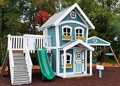 """Детский игровой домик для улицы """"Сказка"""""""
