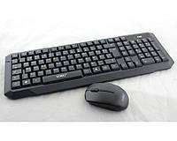 Клавиатура KEYBOARD HK-118, Игровая блютуз клавиатура + мышка. Беспроводная мышь и клавиатура
