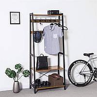 Стойка-вешалка для одежды в стиле LOFT (Hanger - 10)