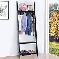 Стойка-вешалка для одежды в стиле LOFT (Hanger - 19)