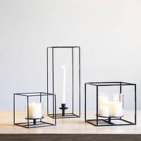 Настольный подсвечник в стиле LOFT (Lamp - 24)