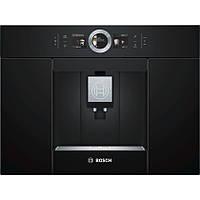 Встраиваемая автоматическая кофемашина Bosch CTL636EB1 черная