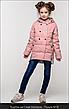 Детская осенняя куртка с ассиметричным низом Милена NUI VERY (нью вери), фото 6