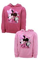 Толстовка утепленная для девочек оптом, Disney, 92/98-110/116 см,  № MIN-G-JOGTOP-96, фото 1