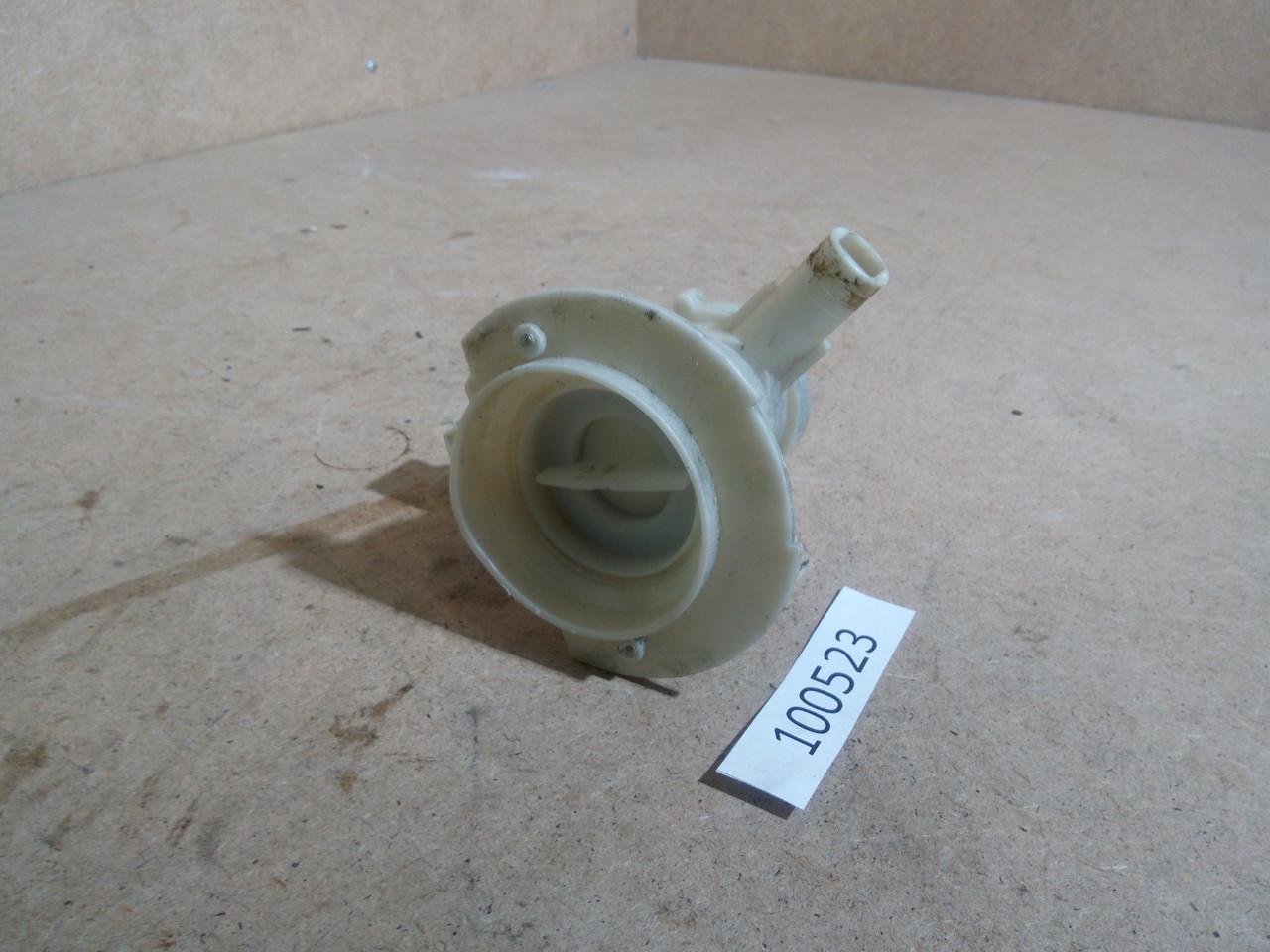 Корпус фильтра насоса с пробкой Whirlpool AWT2274/3.  Б/У