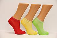 Детские короткие компъютерные носки в сеточку Ф3 7,9,11