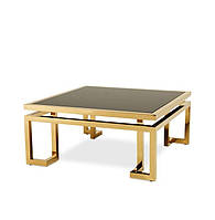 Кофейный Журнальный столик в стиле LOFT (Table - 482)