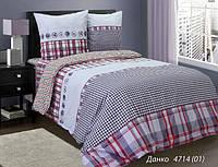Ткань для постельного белья, бязь набивная, ДАНКО