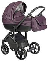 Дитяча коляска 2 в 1 Roan BASS Soft Eco Lavender Night