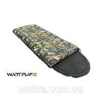 """⭐ Спальный мешок (-20 °C) """"Balmax (Аляска) Standart series"""", одеяло с подголовником"""