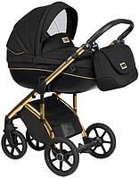 Дитяча коляска 2 в 1 Roan BASS Soft Golden line black