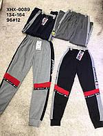 Трикотажные спортивные брюки для мальчиков Active Sports 134-164 р.р.