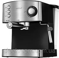 Кофеварка MPM MKW-06 компрессионная c капучинатором