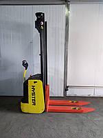 Штабелер электрический самоходный HYSTER  1.0t  3.8m
