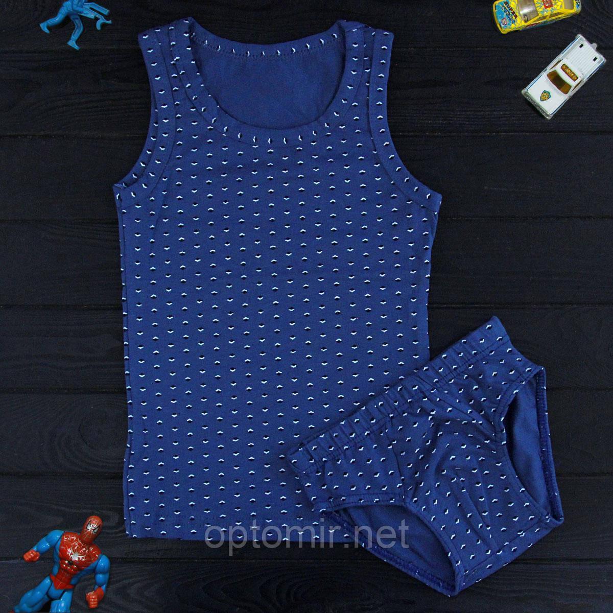 Комплект детский Donella Турция темно-синий для мальчика на 8/9 лет | 1шт.