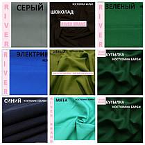 Женские модные брюки с высокой посадкой и с поясом на резинке с 48 по 82 размер, фото 3