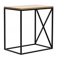 Приставной столик в стиле LOFT (Table - 907)