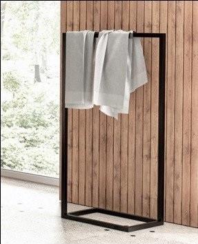 Стойка для Ванной Комнаты в стиле LOFT (Hanger - 06)