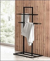 Стойка для Ванной Комнаты в стиле LOFT (Hanger - 09)