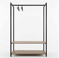Стойка-вешалка для одежды в стиле LOFT (Hanger - 11)