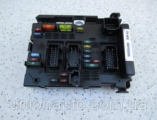 Блок предохранителей Peugeot 206 307 406 Partner CITROEN 9650664080 BSM B3
