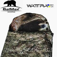 """⭐ Спальный мешок (-5 °C) """"Balmax (Аляска) Standart Plus series"""", одеяло с подголовником, размер 250х100"""