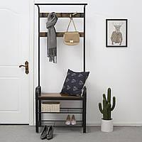 Стойка для одежды в стиле LOFT (Hanger - 16)