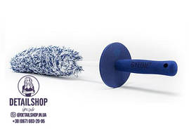 GYEON Wheel Brush Medium - щетка- ерш для очистки дисков, мягкая, средняя