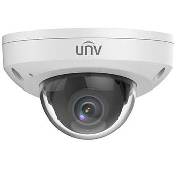 2 Мп купольна IP-відеокамера Uniview IPC312SR-VPF28-C