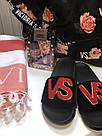 💋 Victoria`s Secret Сланцы Velvet Slides M, фото 3