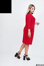 Платье женское трикотажное, фото 2
