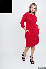 Платье женское трикотажное, фото 3