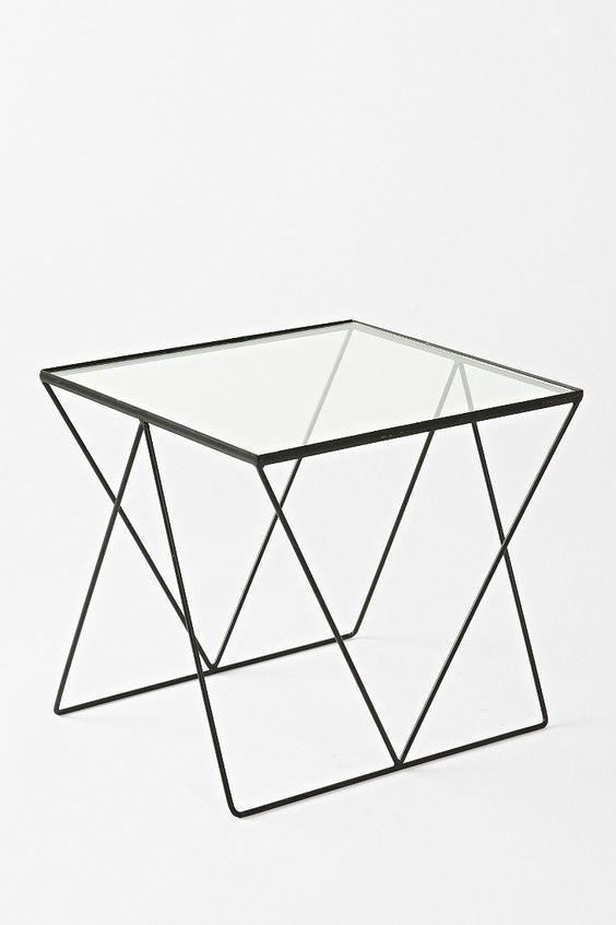 Кофейный Журнальный столик в стиле LOFT (Table - 503)