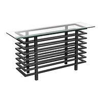Кофейный Журнальный столик в стиле LOFT (Table - 515)