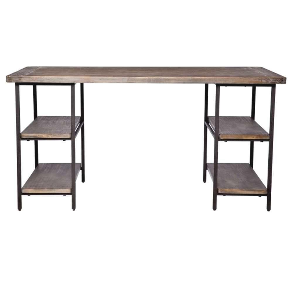 Письменный/Офисный стол в стиле LOFT (Office Table - 042)