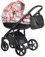 Дитяча коляска 2 в 1 Roan BASS Soft Pop Art