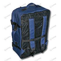 Рюкзак для ручной клади LeRoy Hand Baggage Синий, фото 3