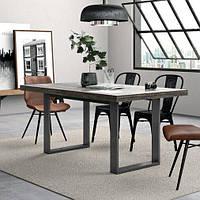 Обеденный стол в стиле LOFT (Table - 125)