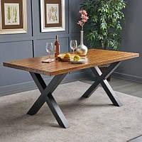 Обеденный стол в стиле LOFT (Table - 128)