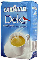 Кофе молотый Lavazza Dek 250г./20/5кг.
