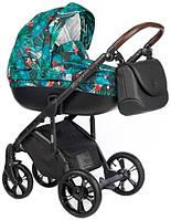 Дитяча коляска 2 в 1 Roan BASS Soft Secret Garden