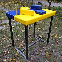 Усиленный стол для армрестлинга ТРОЯН