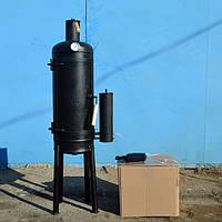 Коптильня с дымогенератором ТРОЯН