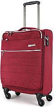 Малый тканевый чемодан Conwood CT778/20_red 43 л