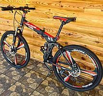 Велосипед Land Rover на дисках M-04