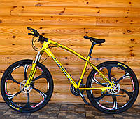 Велосипед на литых дисках Jaguar Gold M-12, фото 1